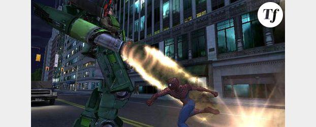 « The Amazing Spider-Man » : le jeu vidéo du film - trailer