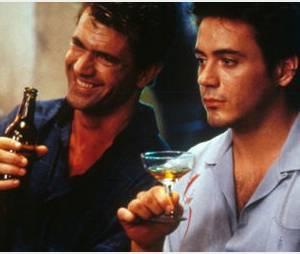 Robert Downey Junior à la rescousse de Mel Gibson