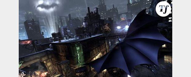 Jeu vidéo : « Batman Arkham City »  sur Xbox, Ps 3 et PC - Vidéo