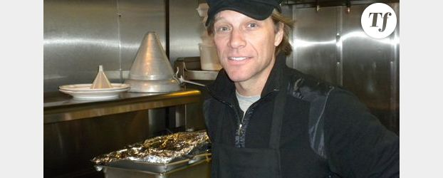 Bon Jovi ouvre un restaurant pour les plus démunis