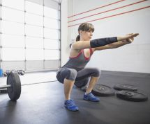 Fitness express : une minute de squats pour sculpter ses jambes