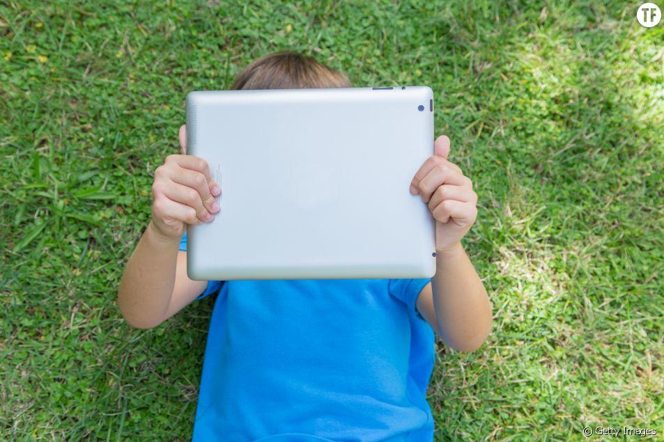 Les tablettes auraient des pouvoirs calmants sur les enfants
