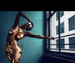 La chanteuse et danseuse Teyana Taylor