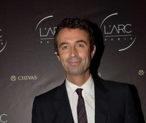 Le présentateur du Grand Journal, Victor Robert