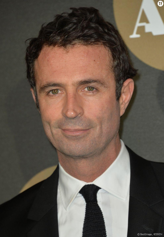 Le présentateur du Grand Journal de Canal+, Victor Robert