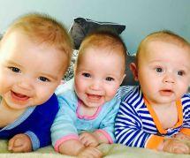 Comment gérer des triplés qui pleurent ? Un papa dit tout ! (vidéo)