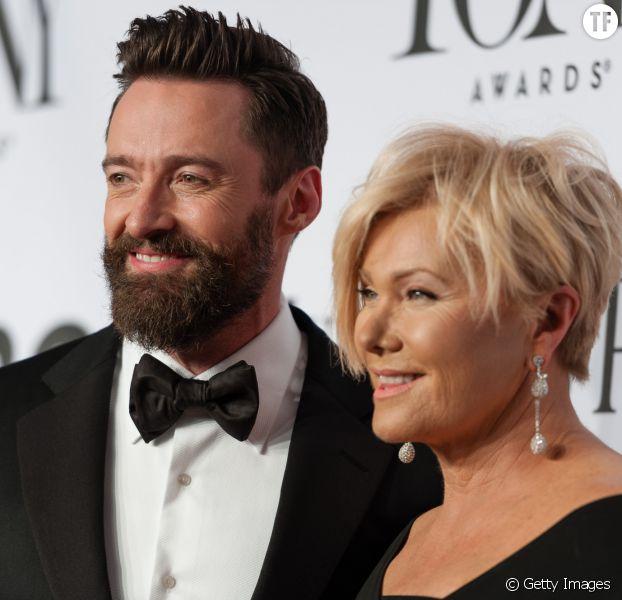 Hugh Jackman et sa femme Deborra Lee-Furness : 12 ans d'écart