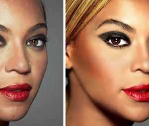 Retouches de photos de stars : Beyoncé, plus humaine qu'il n'y paraît