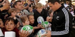 Rugby : record d'audience pour la finale de la Coupe du monde