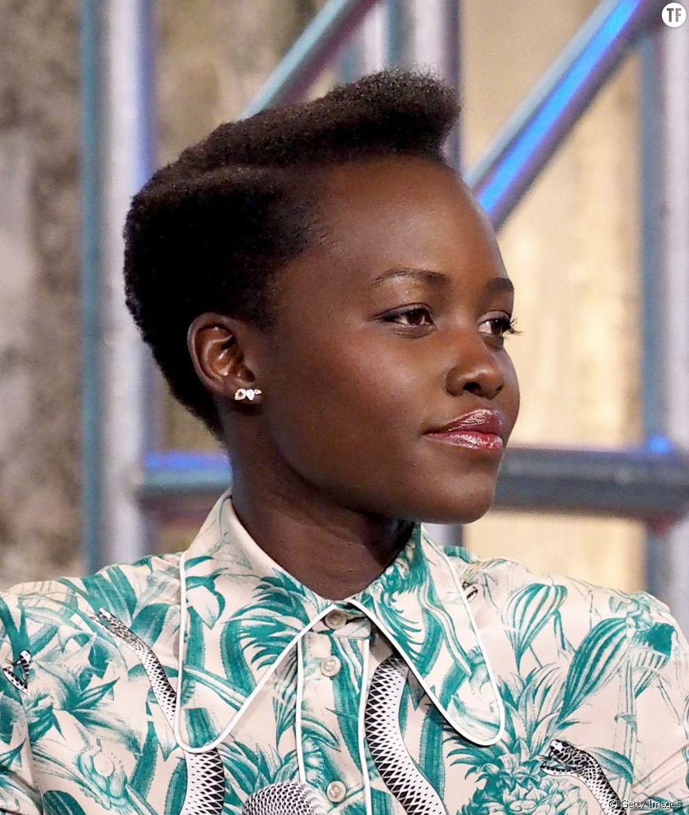 Lupita Nyong'o a tout bon avec sa coupe courte parfaitement proportionnée.