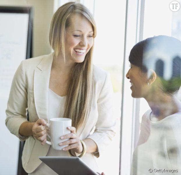 Avoir des amis au bureau pour être plus productif