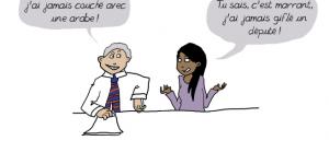 """""""Chair collaboratrice"""" : les témoignages accablants des victimes de sexisme en politique"""