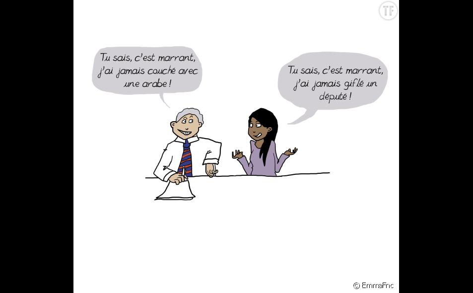 Les femmes montent au créneau et dénoncent le sexisme quotidien qui mine le milieu politique sur le site Chair collaboratrice