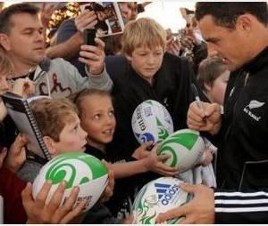 Rugby : Les bleus punis pour non-respect du Haka