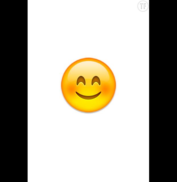 Emoji Instagram : heureux
