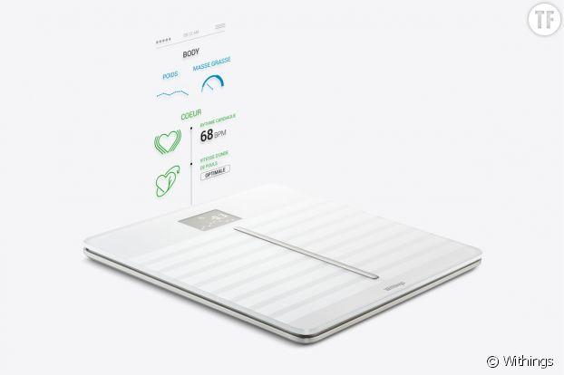Body Cardio : la balance connectée de la marque Withings