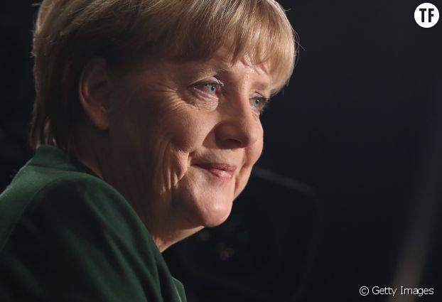 La chancelière allemande Angela Merkel le 7 décembre 2016