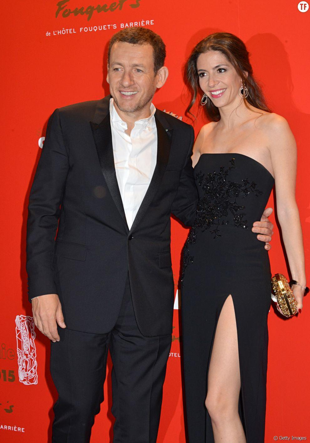 """Dany Boon a rencontré Yaël en 2002 et lui a dit """"Oui"""" en 2003. Auparavant mannequin, la jeune femme s'est reconvertie en conseillère artistique."""