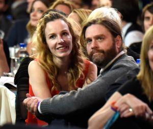 Depuis 2012, l'acteur Zach Galifianakis est marié à Quinn Lundberg. Loin d'Hollywood, la jeune femme est la co-fondatrice d'une association qui aide à la scolarisation des enfants au Malawi.