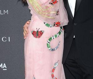 La belle et talentueuse Zoe Saldana file le parfait amour avec l'artiste italien Marco Perego depuis 2013. Ils sont les parents de jumeaux.