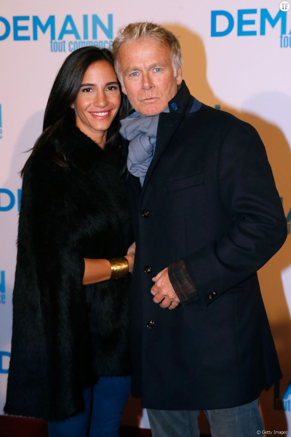 Franck Dubosc est en couple depuis 2009 avec Danièle, une jolie Libanaise qui préfère rester discrète. Le couple a deux enfants.