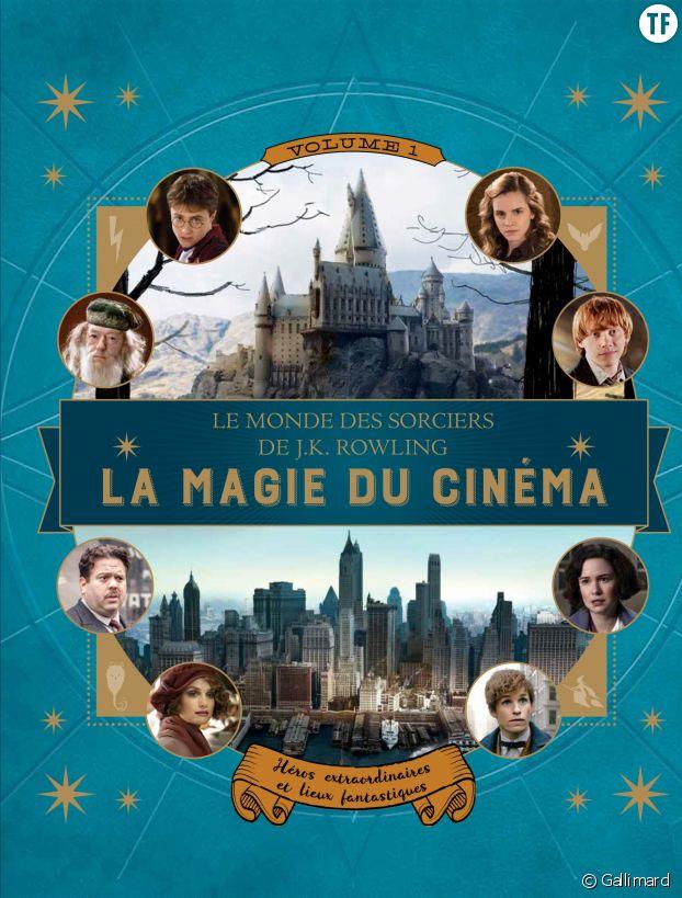 """""""Le monde des sorciers de J.K. Rowling : la magie du cinéma"""""""