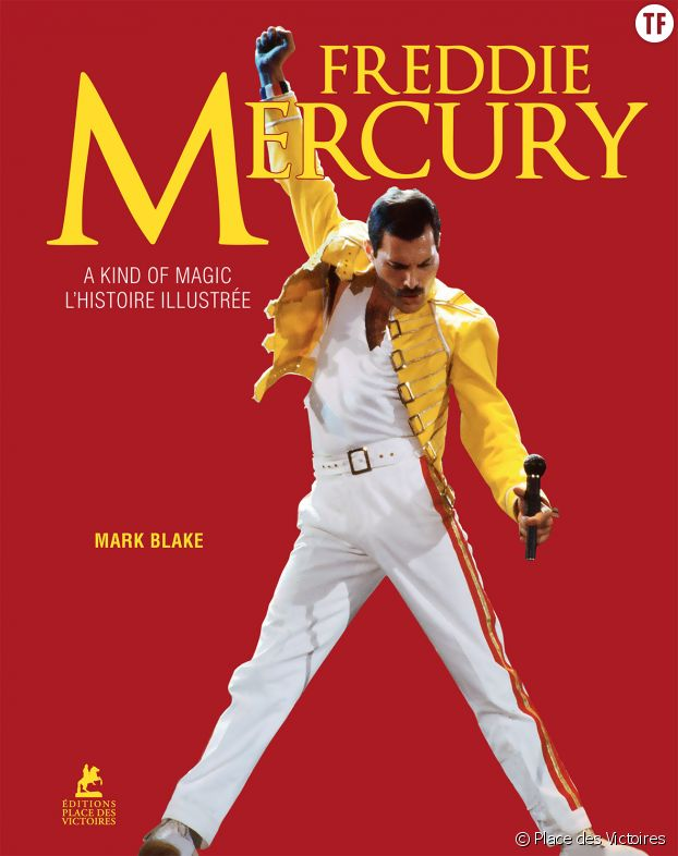 """Freddie Mercury : l'histoire illustrée"""