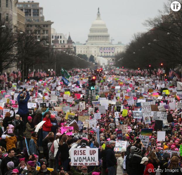 Women's March : dans le monde entier, des milliers de femmes dans les rues