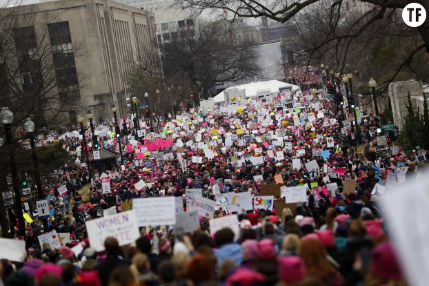 La Women's March à Washington