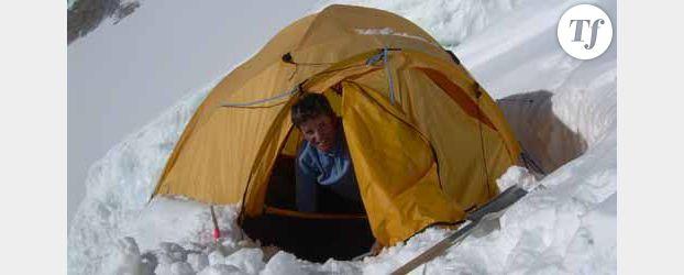 Nadine Laborde, 55 ans, part à la conquête de l'Everest