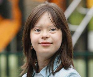 Cette jeune trisomique va enfin réaliser son rêve : présenter la météo