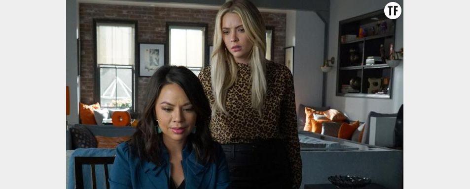 Les secrets de Mona exposés dans l'épisode 19 de la saison 7 de Pretty Little Liars