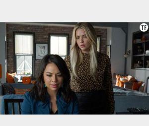 """Episode final de la saison 7 de """"Pretty Little Liars"""""""