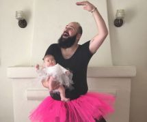Ce bébé de 9 mois a déjà l'album-photos le plus dingue du monde