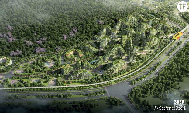 La ville écologique de Liuzhou sera finalisée en 2020