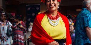Des milliers de Frida Kahlo pour célébrer la peintre