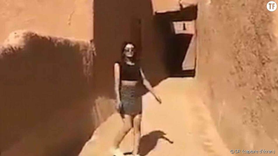 Cette courte vidéo a scandalisé l'Arabie Saoudite