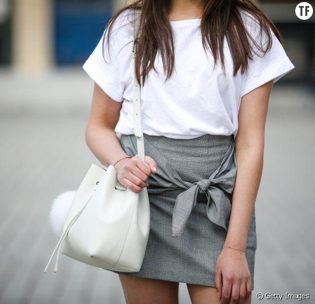 Mode : 7 façons de twister un t-shirt blanc