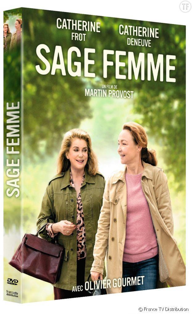 """DVD du film """"Sage Femme"""""""