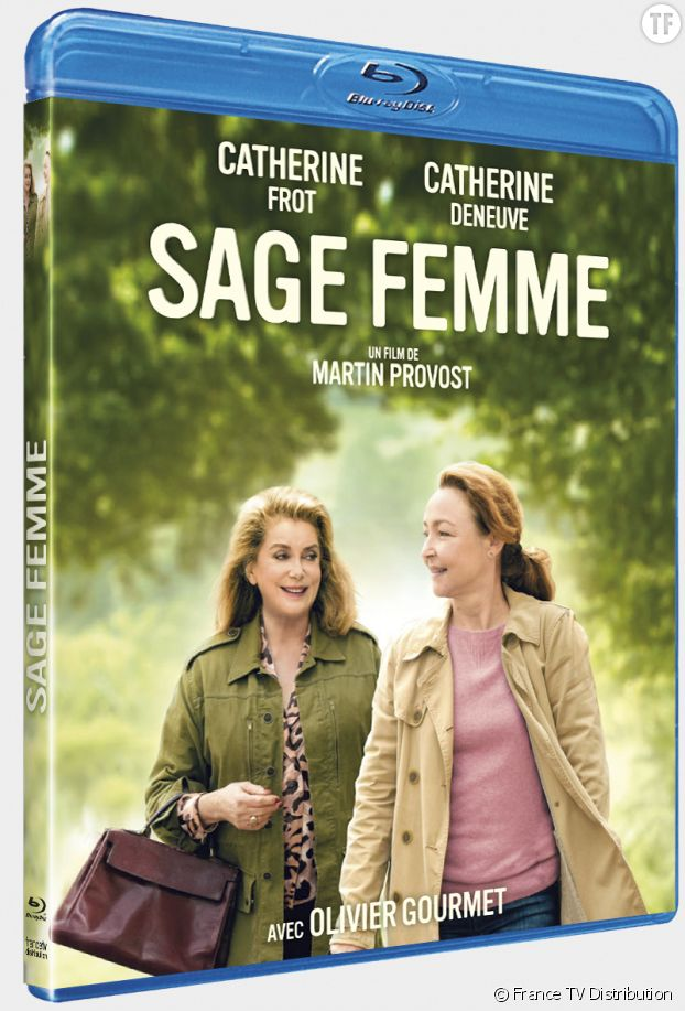 Sage Femme en DVD et Blu-ray