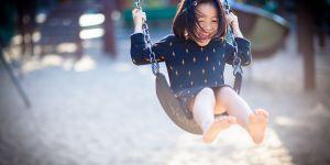 La super astuce pour faire sortir un enfant d'une aire de jeu sans crise