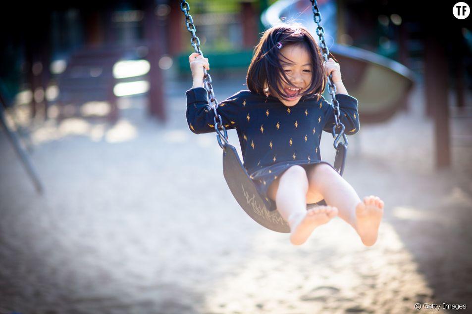 La super astuce pour extirper son enfant d'une aire de jeu