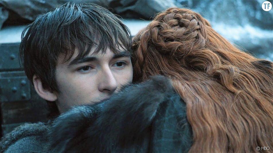 Pourquoi les retrouvailles entre Bran et Sansa étaient-elles si bizarres ?