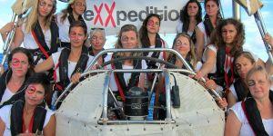Cet équipage 100% féminin veut débarrasser les océans du plastique