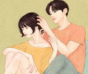 Cette artiste coréenne peint les petits gestes sensuels de l'amour