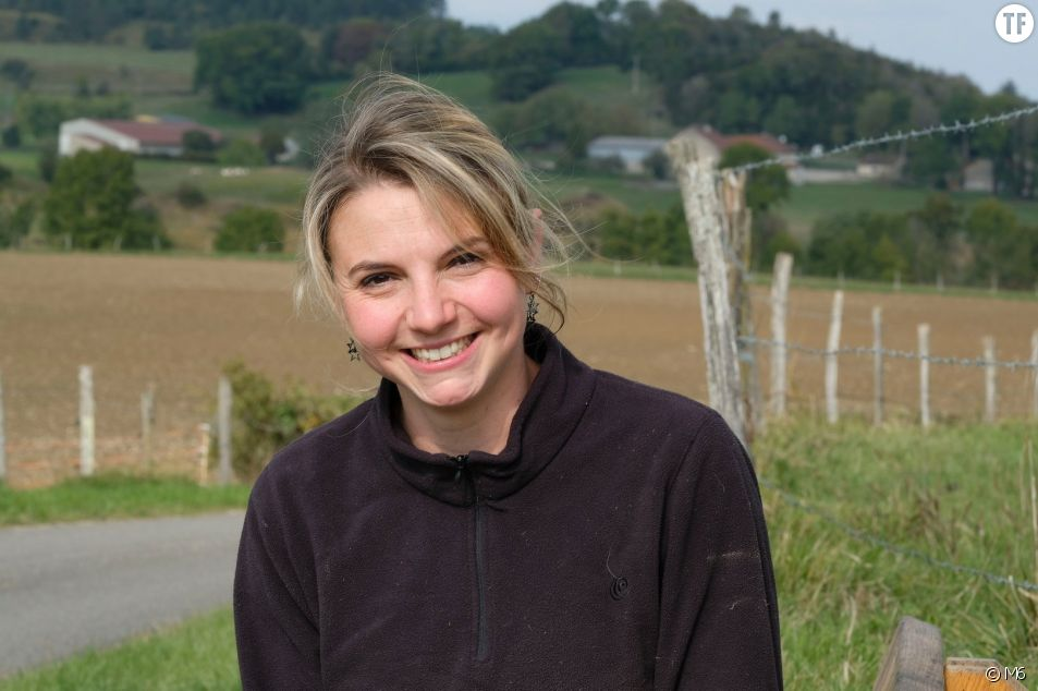 Nathalie, candidate à L'Amour est dans le pré 2017