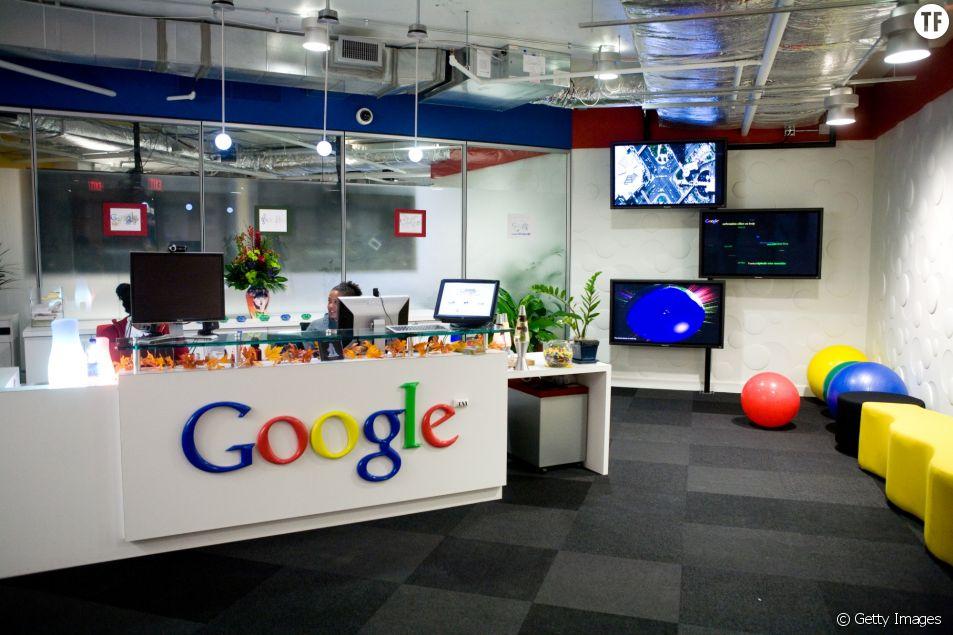 Une note sexiste rédigée par un employé de Google fait scandale.