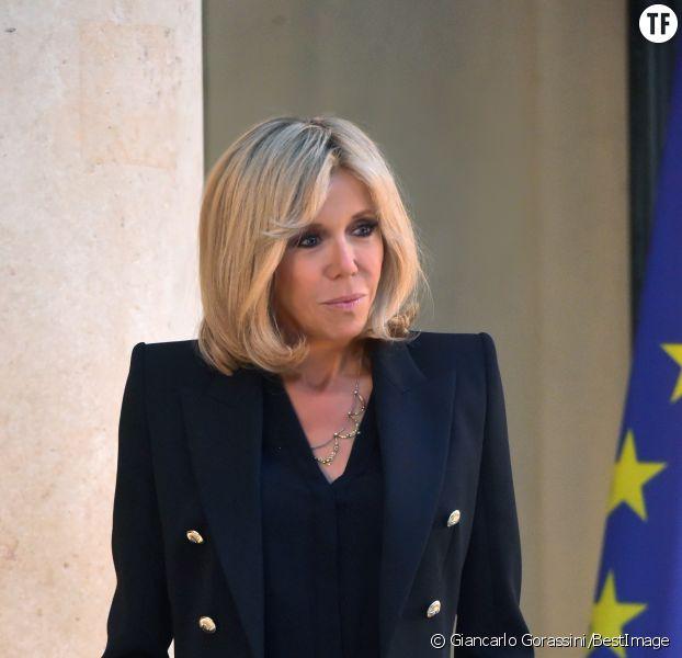 Brigitte Macron : pas de statut officiel mais une