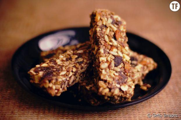 Barres de granola