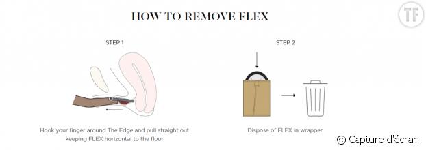 Comment retirer Flex ?